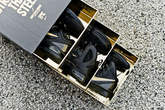 Nike Elite Basketball Series 'Gold Pack'