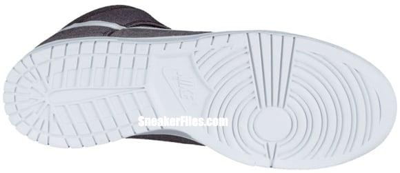 Nike Dunk High 'Red Mahogany/White-Red Mahogany'