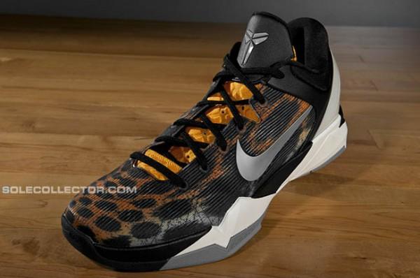 Nike Kobe VII (7) 'Cheetah' - Release Date + Info