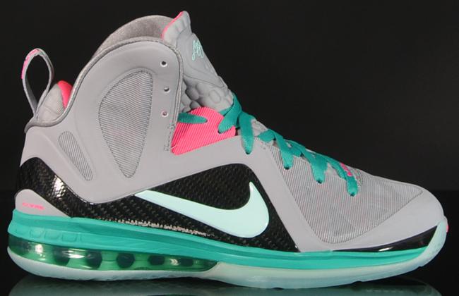 Nike LeBron 9 Elite  South Beach  - New Photos  2d34080f7