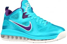 Nike LeBron 9 Low 'Summit Lake Hornets'