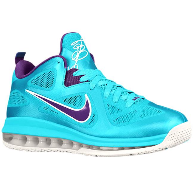 Nike LeBron 9 Low \\u0027Summit Lake Hornets\\u0027