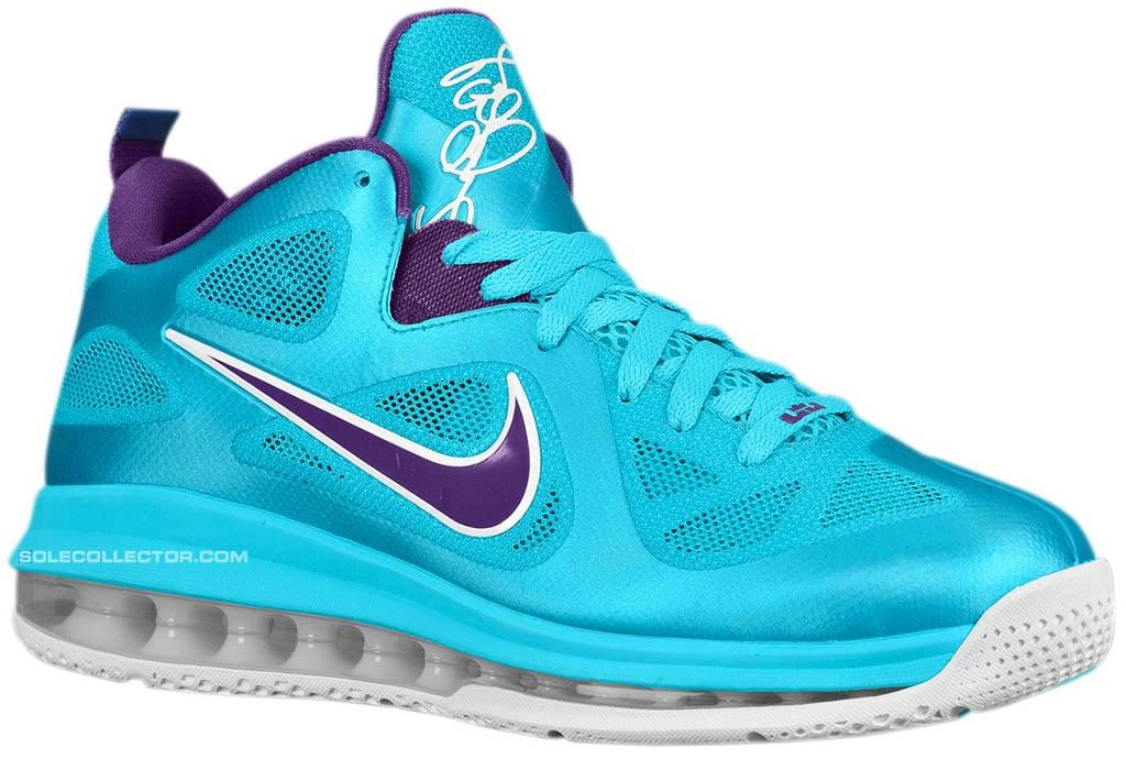 Nike LeBron 9 Low 'Summit Lake Hornets'