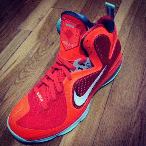 Nike LeBron 9 'Galaxy' All-Star - Unreleased Sample
