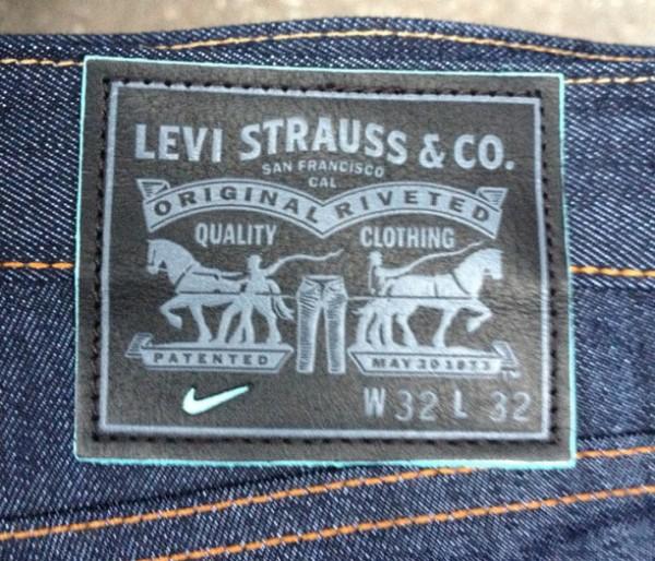 Levi's x Nike SB - New Image