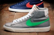 Possible Stussy x Nike Blazer Mid VNTG