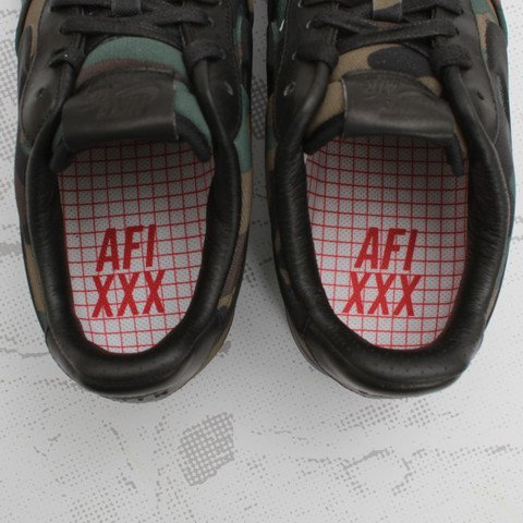 Nike Air Force 1 Low Max Air VT QS 'Camouflage' at Concepts
