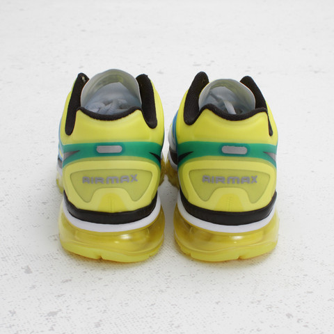 Nike Air Max+ 2012 'White/Lemon Twist-Current Blue' - Now Available at Concepts