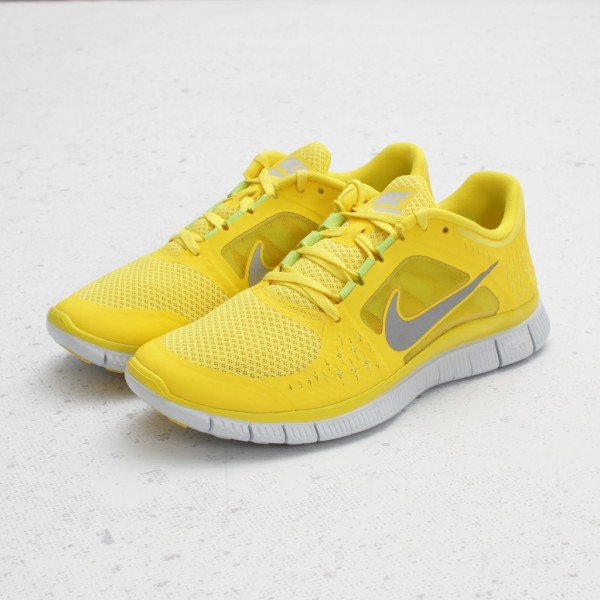 Nike Free Run+ 3 'Charm Yellow' - Now Available at Concepts