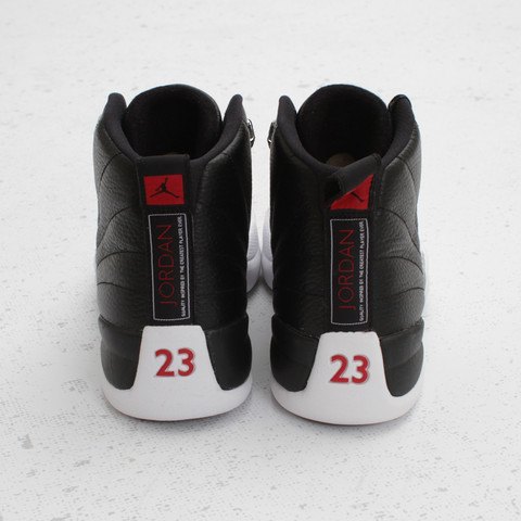 Air Jordan XII (12) 'Playoffs' at Concepts