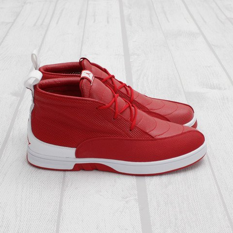 Air Jordan XII (12) Select 'Varsity Red/White-Stealth'