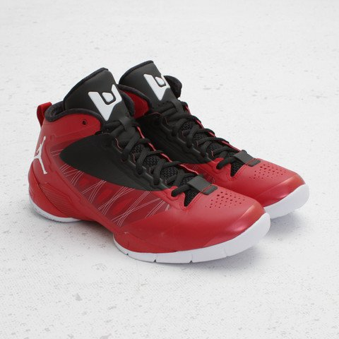 half off 078f6 35abd Jordan Fly Wade 2 EV  Gym Red White-Black  - Now Available