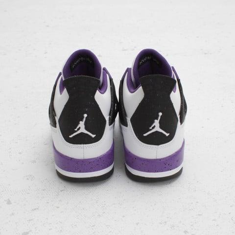 Air Jordan IV (4) GS 'Ultraviolet' - Now Available