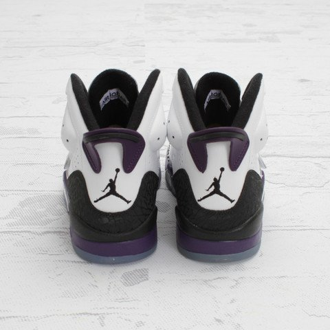 Jordan Son of Mars 'White/Club Purple-Cool Grey' at Concepts