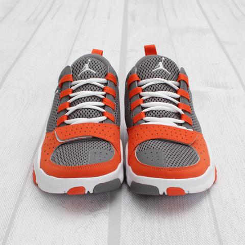 Jordan Trunner Dominate 'Cool Grey/White-Team Orange'