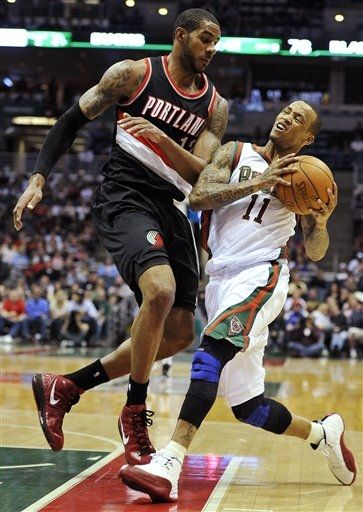 Monta Ellis Wears Air Jordan XII (12) in Win Over Portland