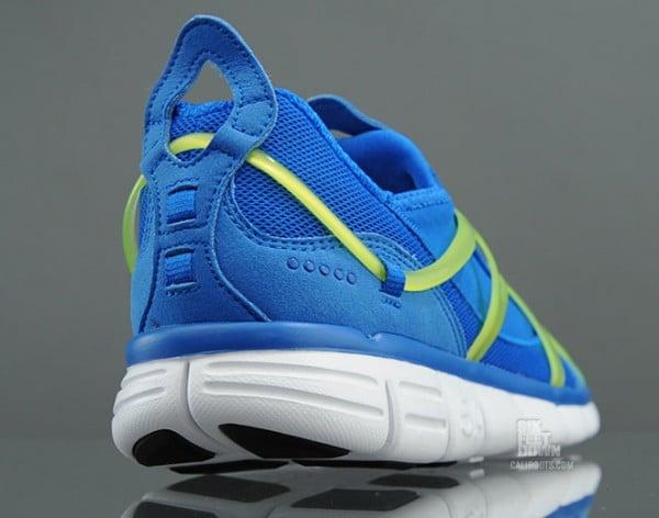 Nike Kukini Free 'Soar/Cyber' Hitting Overseas Retailers