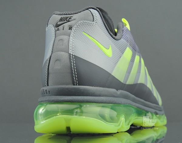 Nike Air Max 95+ BB 'Grey/Volt' Hitting Overseas Retailers
