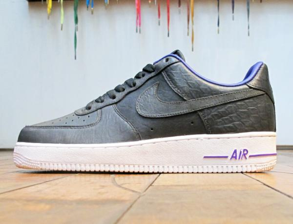 ... Release Reminder Nike Air Force 1 Low Premium Black Mamba ... 8940250a99bd