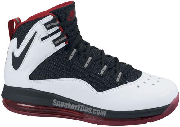 Release Reminder: Nike Air Max Darwin 360 'White/Black-Varsity Red'
