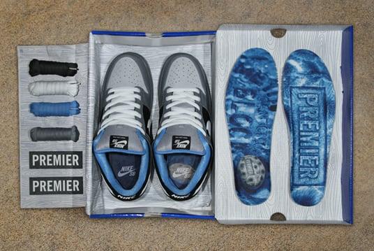 Release Reminder: Premier x Nike SB Dunk Low Premium 'Petoskey'