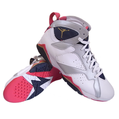 Air Jordan VII (7) 'Olympics' - Detailed Look