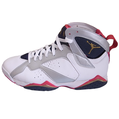Air Jordan VII (7) 'Olympics' - Detailed Look