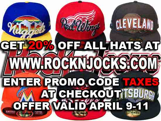 RocknJocks 20% Off Sale