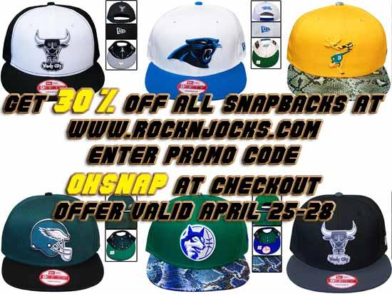 RocknJocks 30% Off Sale #OHSNAP