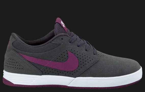 Nike SB P-Rod 5 'Anthracite/Mulberry'