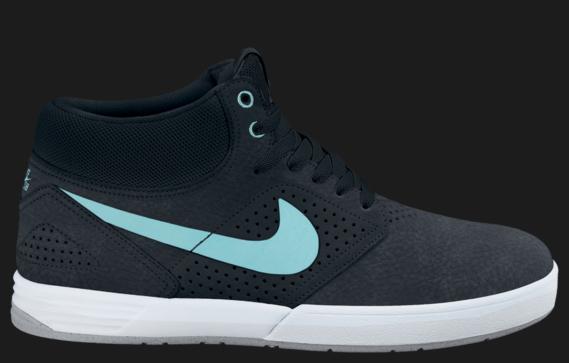 ... Nike SB P-Rod 5 Mid BlackMint ...