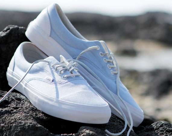 Sig Zane x KICKS/HI x Vans Vault Era LX Premium 'Makai'