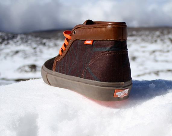 Sig Zane x Vans Vault Chukka Boot LX Premium 'Mauka'