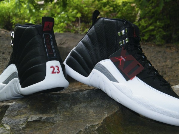 Air Jordan XII (12) 'Playoffs' at Rock City Kicks