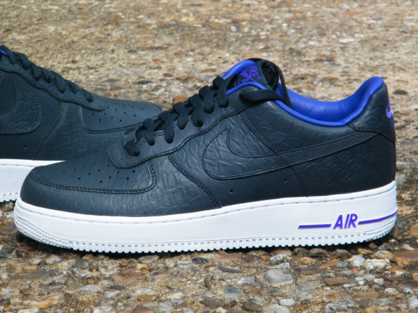 Nike Air Force 1 Premium 'Black Mamba' and 'King James' - Another Look