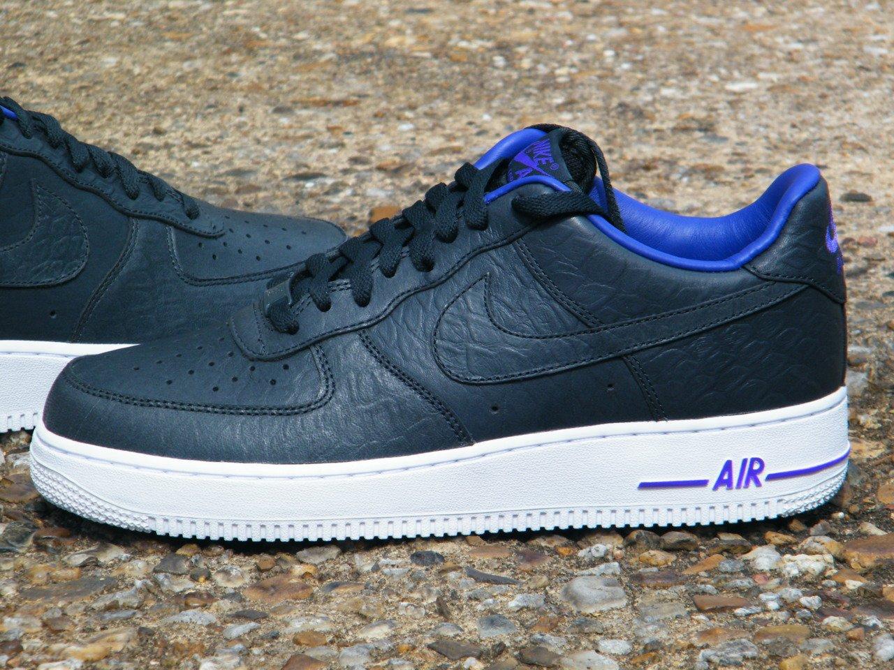 Nike mamba one black air force