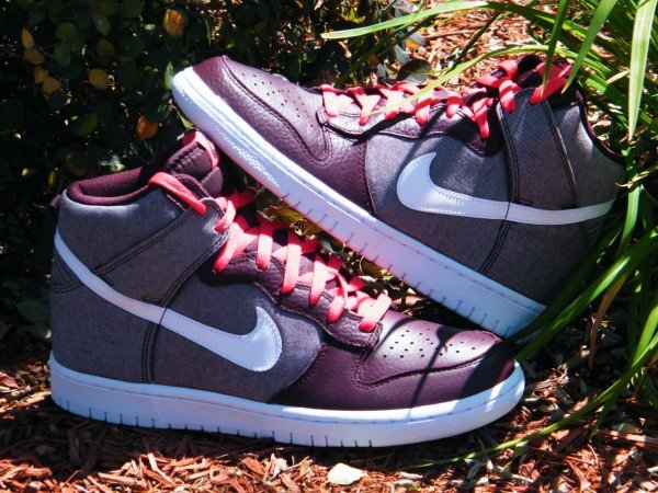 Nike Dunk High 'Denim Pack' - Now Available