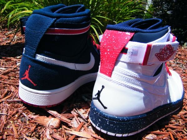 Air Jordan 1 Hi Strap Premier Pack