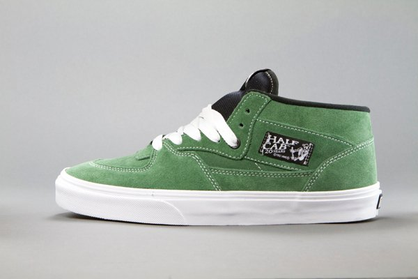 Vans Half Cab 20th Anniversary 'Forest Green'