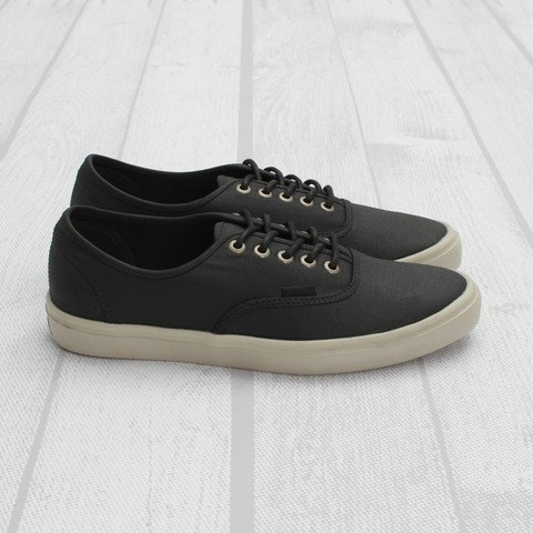 Vans Authentic Lite Waxed 'Black'