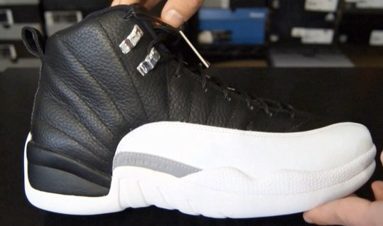 Video: Air Jordan XII (12) Playoff 2012