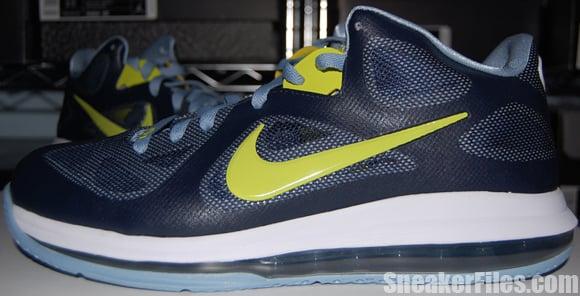 Video: Nike LeBron 9 Low Cyber