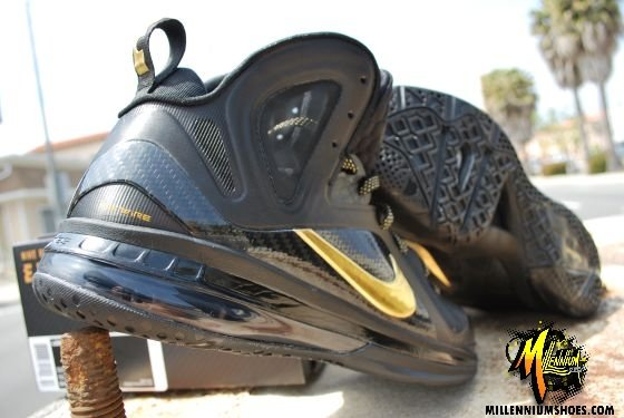Nike LeBron 9 P.S. Elite  Away  at Millennium Shoes  1c081f4a2e