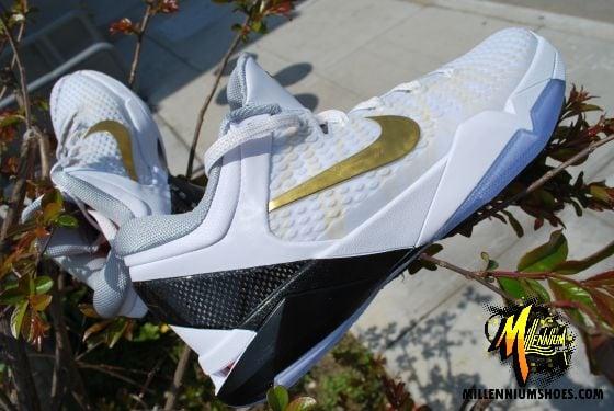 Nike Zoom Kobe 7 Elite 'Home' at Millennium Shoes