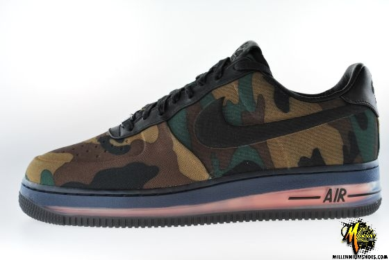 Nike Air Force 1 Low Max Air VT QS Camouflage at Millenium Shoes