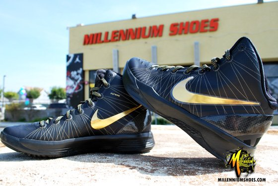Nike Zoom Hyperdunk Elite 'Away' at Millennium Shoes