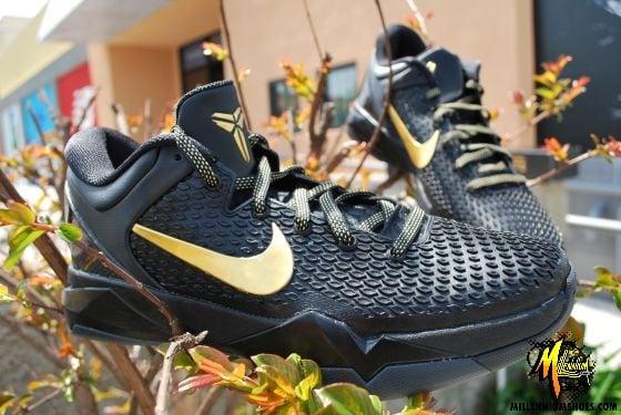 Nike Zoom Kobe 7 Elite 'Away' at Millenium Shoes