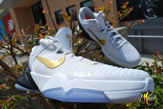 Nike Zoom Kobe 7 Elite 'Home' at Millennium Shoes