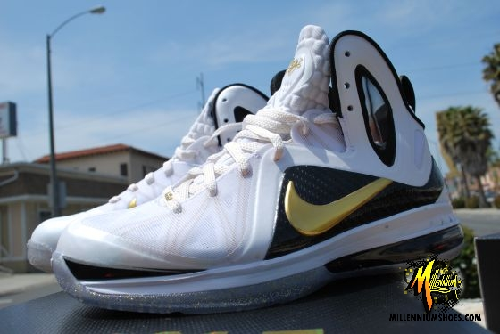 Nike LeBron 9 P.S. Elite 'Home' at Millennium Shoes