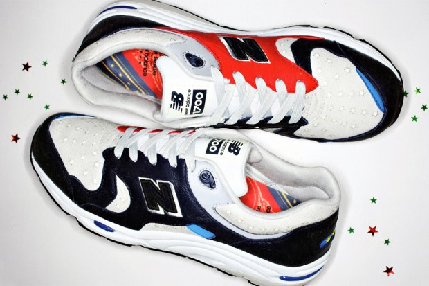 WHIZ LIMITED x mita sneakers x New Balance CM1700